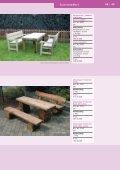 Gartenmöbel - Scheiwe-Holz - Seite 4