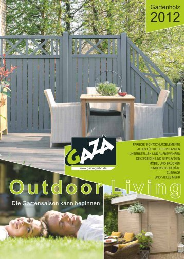 Outdoor Living - Holz-Scholbeck