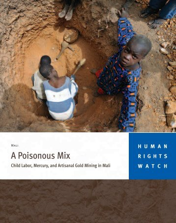 A Poisonous Mix - Human Rights Watch