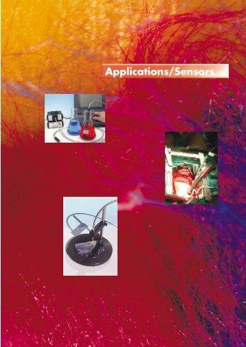 Applications/Sensors
