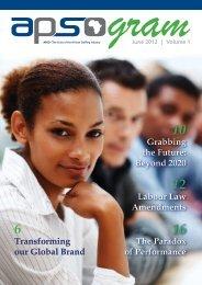 Grabbing the Future: Beyond 2020 Labour Law Amendments The ...