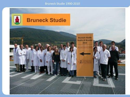 Bruneck-Studie (PDF) - Medizinische Universität Innsbruck