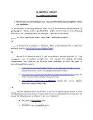 List of Intermediaries Updated Jan 12 - SBA gov