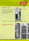 PA 50 0 g áz PA 10 0 0 g áz PA 50 0 olaj PA - voran Maschinen GmbH - Page 5