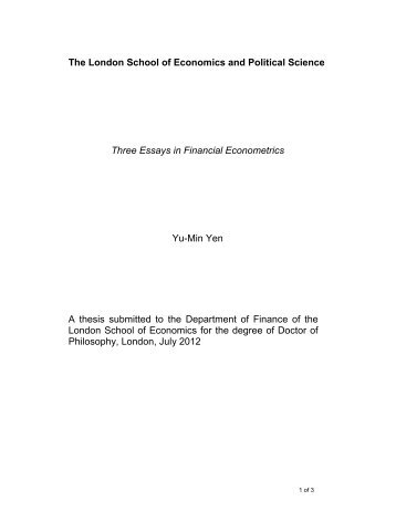 Download (1617Kb) - LSE Theses Online - London School of ...