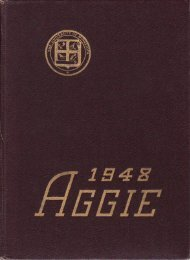 Aggie 1948 - Yearbook