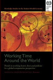 Working Time Around the World - International Labour Organization