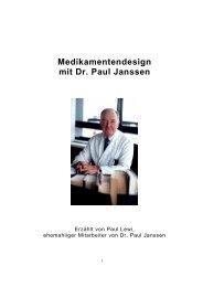 Deutsch- Medikamentendesign mit Dr. Paul Janssen ... - DataScope
