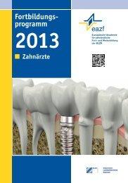 Zahnärzte (240 Seiten - 9,7 MB) - eazf