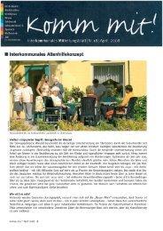 DOWNLOAD Komm Mit Nr 18 - April 2008 - Generation 1-2-3