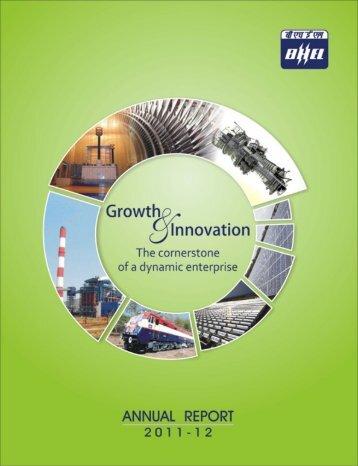 In English - Bharat Heavy Electricals Ltd.