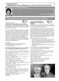 Pädagogisch/psychologische Beratungskompetenz erwerben