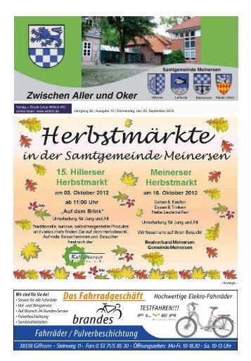 Gemeinde Meinersen gemeinde meinersen samtgemeinde meinersen kã nstlerhaus