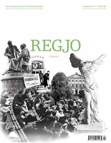 Ausgabe 2/12 Download - RegJo