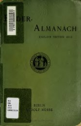 Almanach - Index of