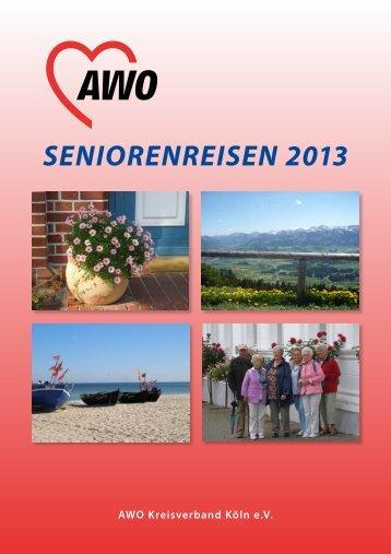 Katalog 2013 - AWO Köln