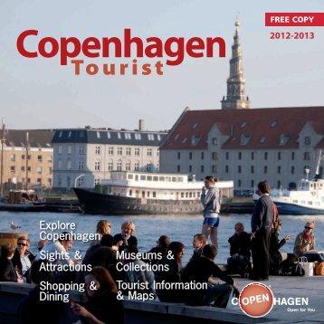 North Zealand - Copenhagen Tourist