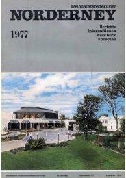 wbk-1977.pdf (6,9 MB) - Chronik der Insel Norderney