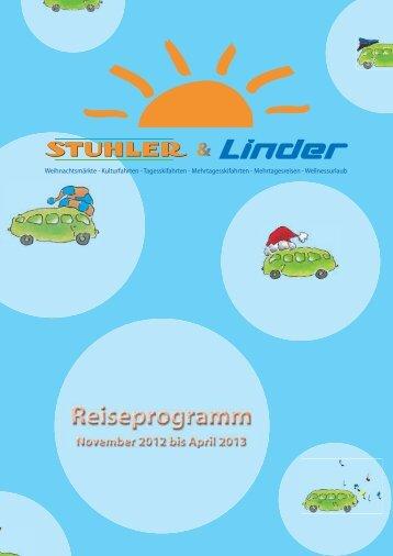 Programm Druckversion - Stuhler Reisen
