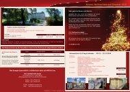 Advent, Weihnachten und Silvester 2010 - Die Kurmacher