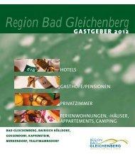 Region Bad Gleichenberg