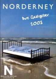 Kurverwaltung ggv-2003-st.pdf - Chronik der Insel Norderney