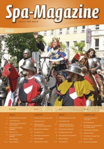 Spa-Magazine - Krajská knihovna Karlovy Vary - Karlovarský kraj
