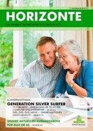 generation silver surfer - Pro Senectute Kanton Zug