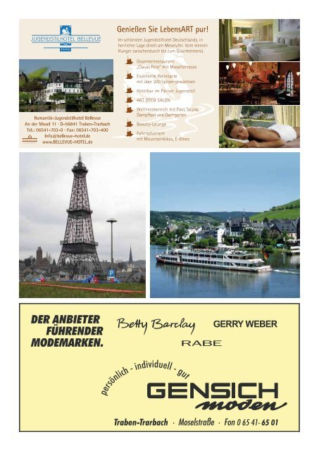 Image Broschüre 2012 des Gewerbevereins
