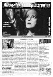 wohin0506.indd - FilmGalerie Kino im Leeren Beutel