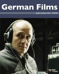 next generation 2006 - German Cinema