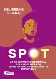 Biel/Bienne 6.–13.5.12 - Festival SPOT 2012