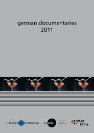 german documentaries 2011 (pdf - 7 mb)