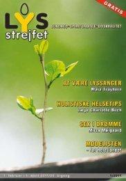 Nr. 1 - 2011 - LYS-strejfet.dk