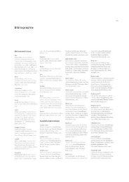 Bibliographie - Sitterwerk Katalog