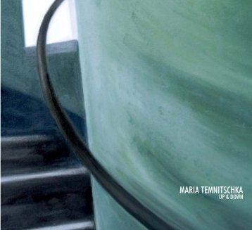 Up & Down (Katalogdownload, PDF 1.4 MB) - Maria Temnitschka