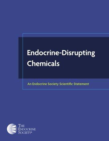 scientific statement on endocrine - disrupting chemicals