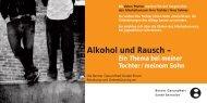 Alkohol und Rausch – Ein Thema bei meiner ... - Berner Gesundheit