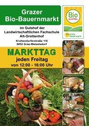Grazer Bio-Bauernmarkt