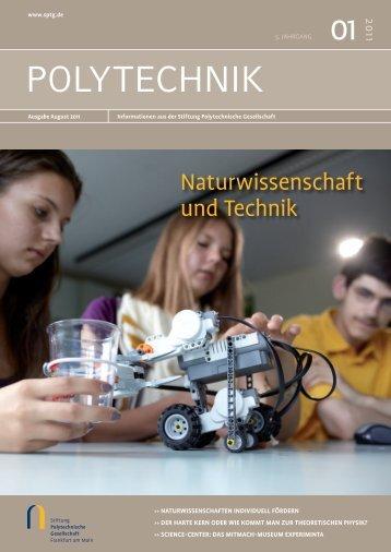 POLYTECHNIK - Stiftung Polytechnische Gesellschaft
