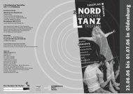 NORD TANZ - TANZstadt