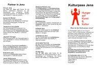 Kulturpass Jena - MobB eV