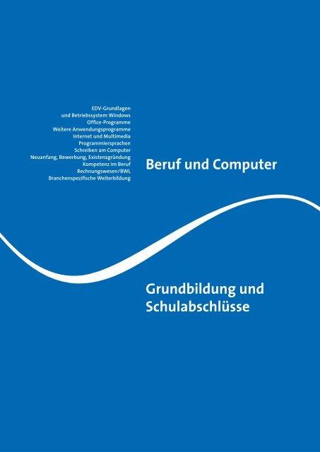 Beruf Und Computer Volkshochschule Heidelberg