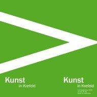 Untitled - bei KUNST IN KREFELD
