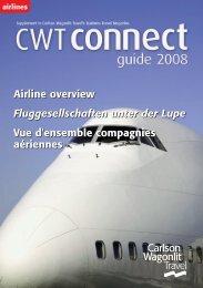 Austrian Airlines - Carlson Wagonlit Travel