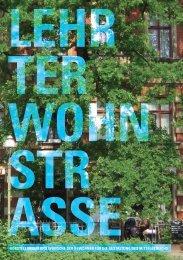 Broschüre - Lehrter Straße