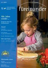 Kundenmagazin 6/09 - Anke Brettnich