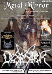 Die Diskographie-Diskussion - Metal Mirror