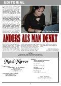 Die Diskographie-Diskussion - Metal Mirror - Seite 2