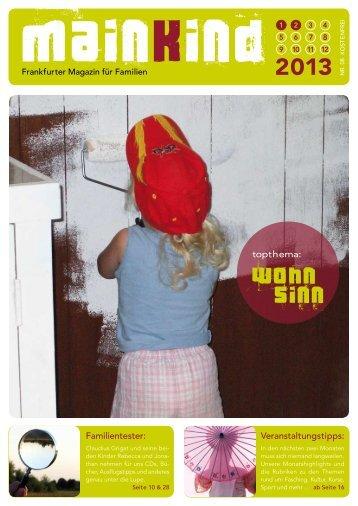 Wohn Magazine 4 free magazines from mainkind magazin de
